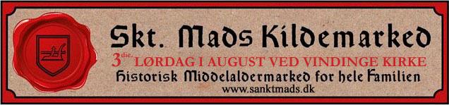 Skt. Mads Kildemarked Logo